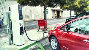 Bill allows state to operate electric car charging stations