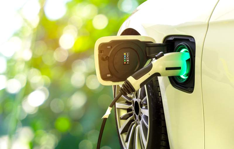 Charging ahead at the workplace: How electric-vehicle stations can benefit your company