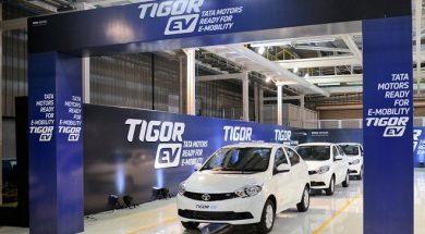 Coming soon- Tata Motors to sell electric cars with of 200-250 km range