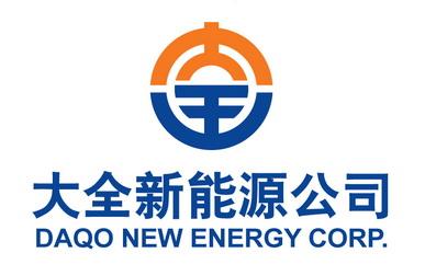 Daqo New Energy Signs 10,350 MT Polysilicon Supply Agreement with JinkoSolar