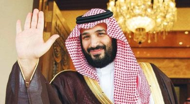 Def & security, investments, energy likely to be discussed during S Arabia's crown prince's visit