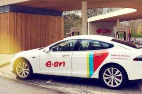 E.ON Amps Up Its E-Mobility Plans With ALD Automotive Partnership