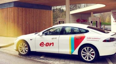 E.ON Amps Up Its E-Mobility Plans With ALD Automotive Partnership