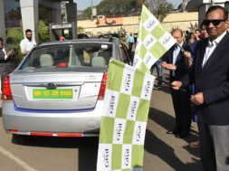 Electric Vehicles In India- Mahindra Glyde E-Mobility Service Started In Mumbai