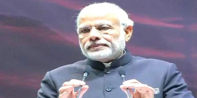 Energy supply and consumption patterns are changing to tackle climate change: PM Modi