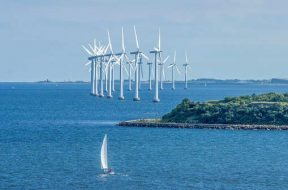 Europe's offshore wind capacity rose 18 pct last year- Industry group