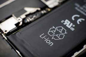 Examining different recycling processes for lithium-ion batteries