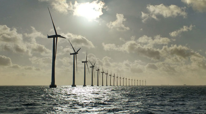 France: Total, Ørsted and Elicio Join Forces to Bid for a Wind Farm Offshore Dunkirk