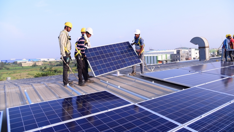 India Project Update: Grid Connected Rooftop Solar Photovoltaic Program
