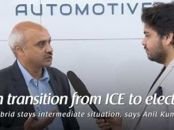 In transition from ICE to electric, hybrids are the intermediate solutions- MD, SEG Automotive