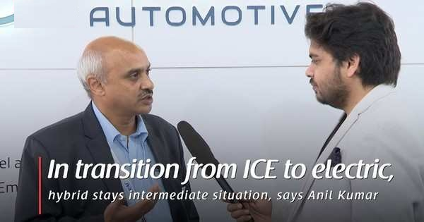 In transition from ICE to electric, hybrids are the intermediate solutions: MD, SEG Automotive