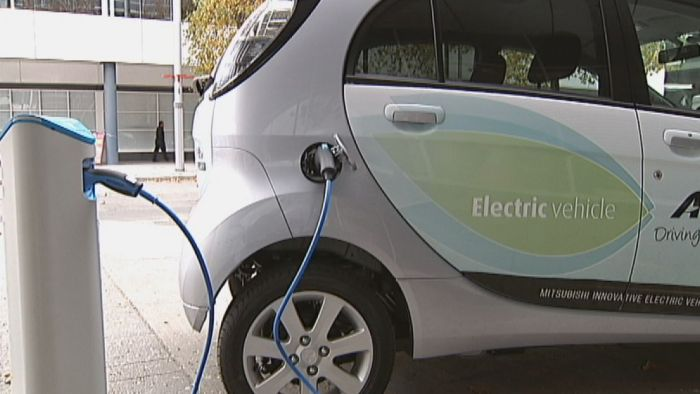 Infrastructure Australia calls for an electric car charging system