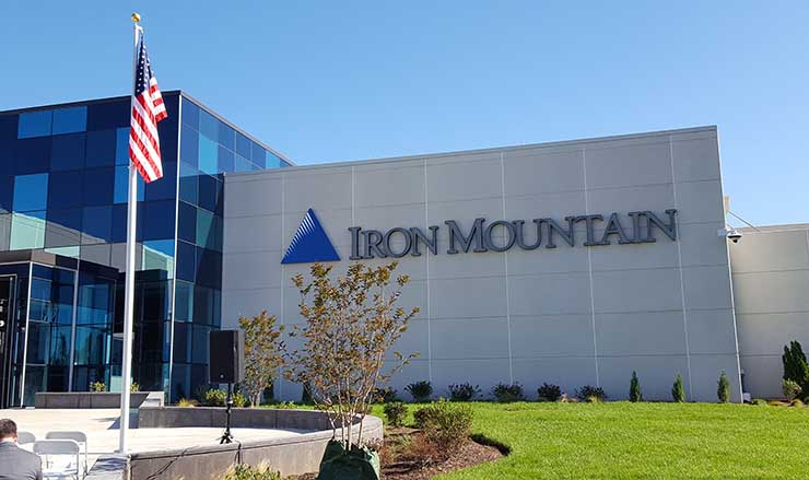 Iron Mountain Launches First of its Kind Renewable Energy Utilization Data Center Solution