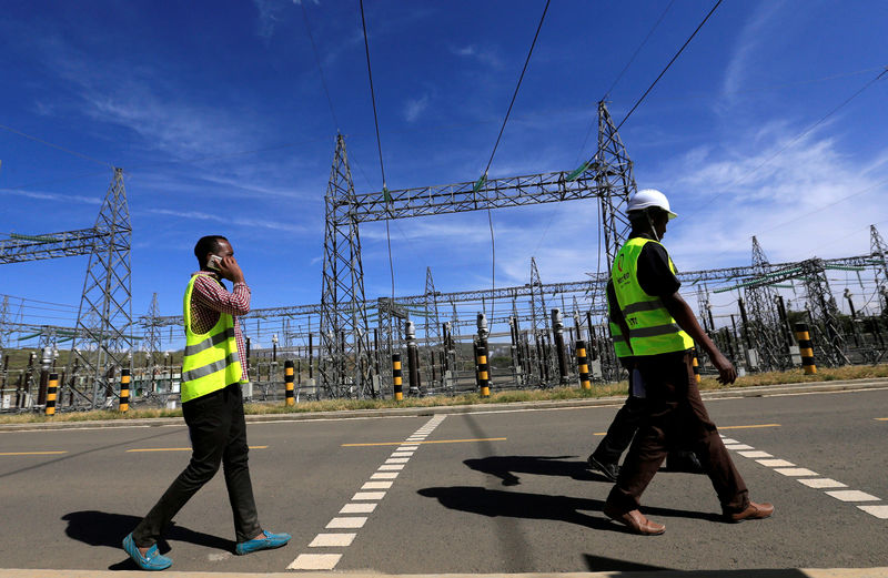 Kenya's KenGen to raise funds from the market this year, eyes green bond