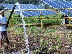 Kusum Scheme to Promote Use of Solar Energy Among Farmers Under Considration- Shri R. K. Singh