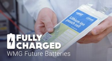 Lithium-Ion Batteries Explained By Fully Charged- Video