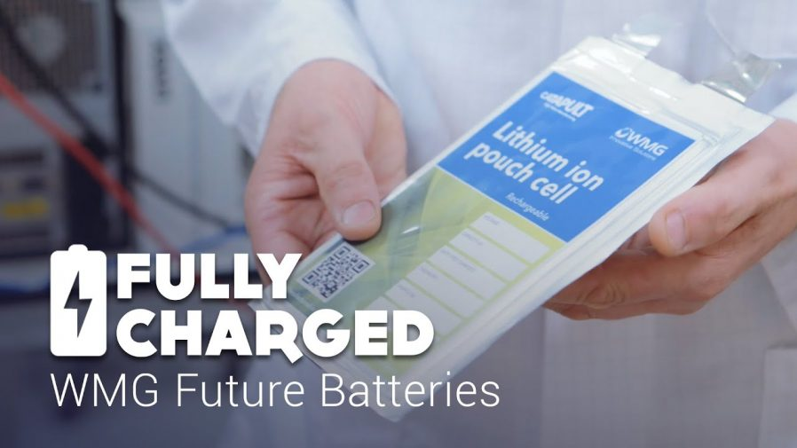 Lithium-Ion Batteries Explained By Fully Charged: Video