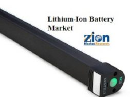 Lithium-Ion Battery Market Rising at $67.70 billion by 2022