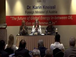 Makes sense to rethink 'renewable-only' future- Austrian foreign minister