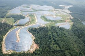 Malaysian 49MW Solar Power Plant Connected to the Grid