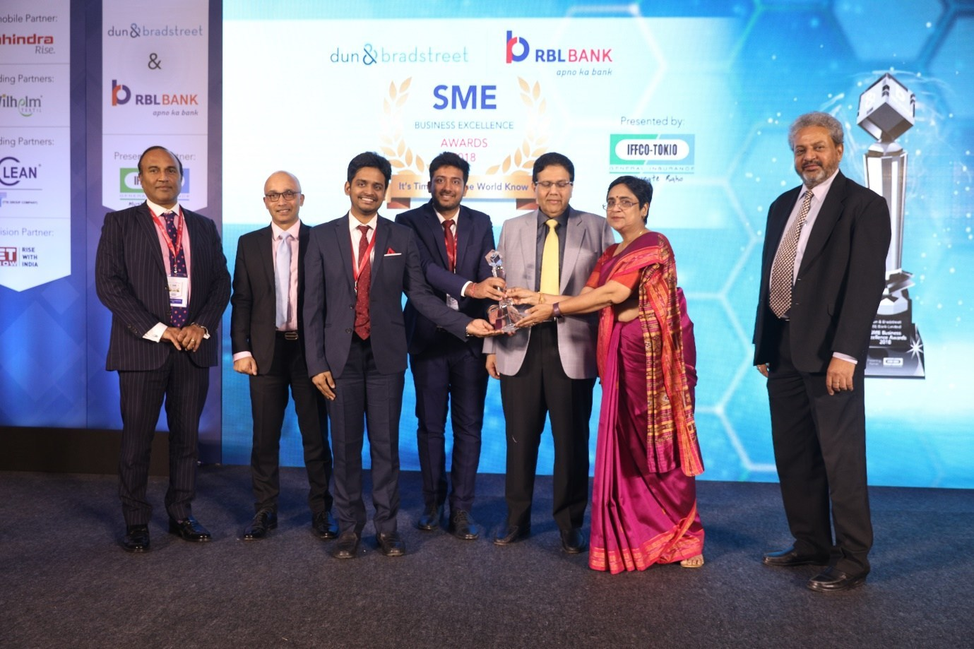 Navitas Solar was Awarded for Excellence in Renewable Energy Sector