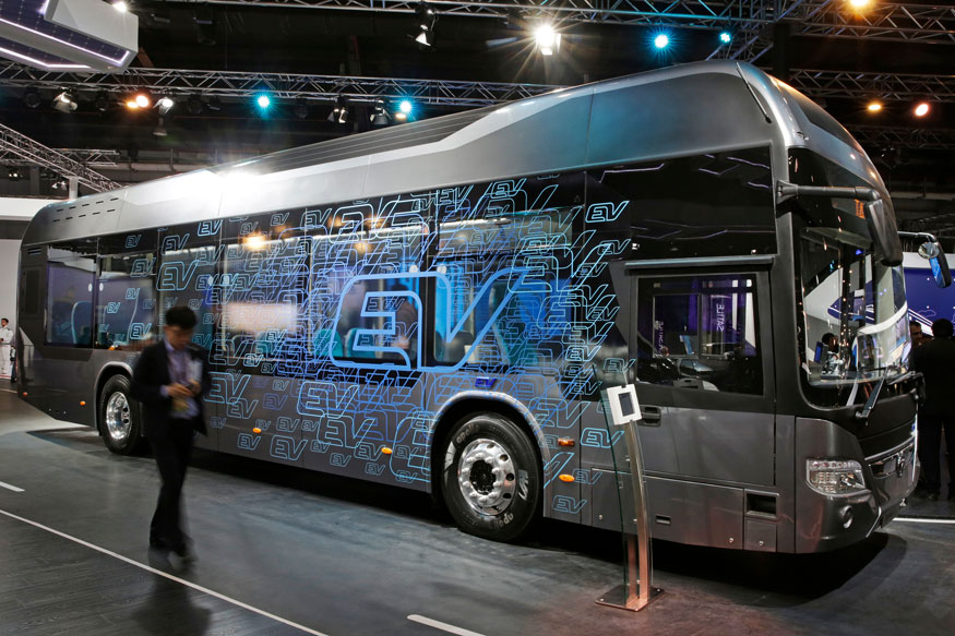 All the Cities in India With Electric Bus Service – Lucknow, Hyderabad, Sabarimala, Delhi and More