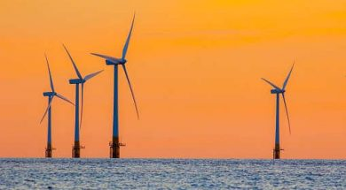 Offshore wind energy installations could reach 5 Gigawatt annually in Asia