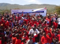 Panasonic and World Vision Launch Off-grid Solutions Project in Narok County, Kenya