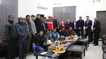 Philadephia Solar's solar-plus-storage plant in Jordan is up and running