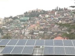 Rooftop solar power plant inaugurated in HP
