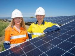 SA Water awards solar photovoltaic generation and energy storage contract