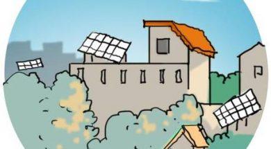 Smart turn- Karimnagar looks to the sun