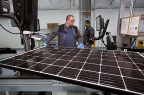 SunPower seeking partner for its solar panel making business