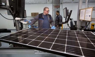 SunPower seeking partner for its solar panel making business