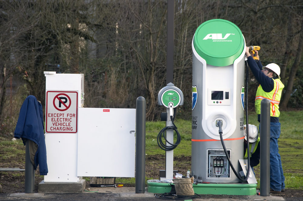 The need for charging stations is clear, but who should own them is not