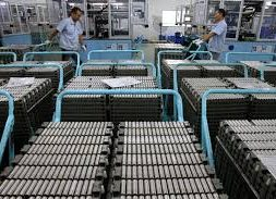 U.S.- Push to begin on lithium-ion batteries