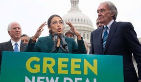 US Democrats unveil carbon-neutral 'Green New Deal'
