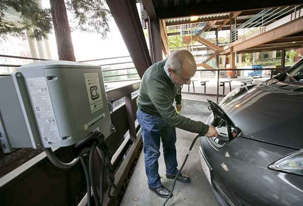 Electric vehicle owners look for charging options as industry changes, new vehicles roll out for 2019