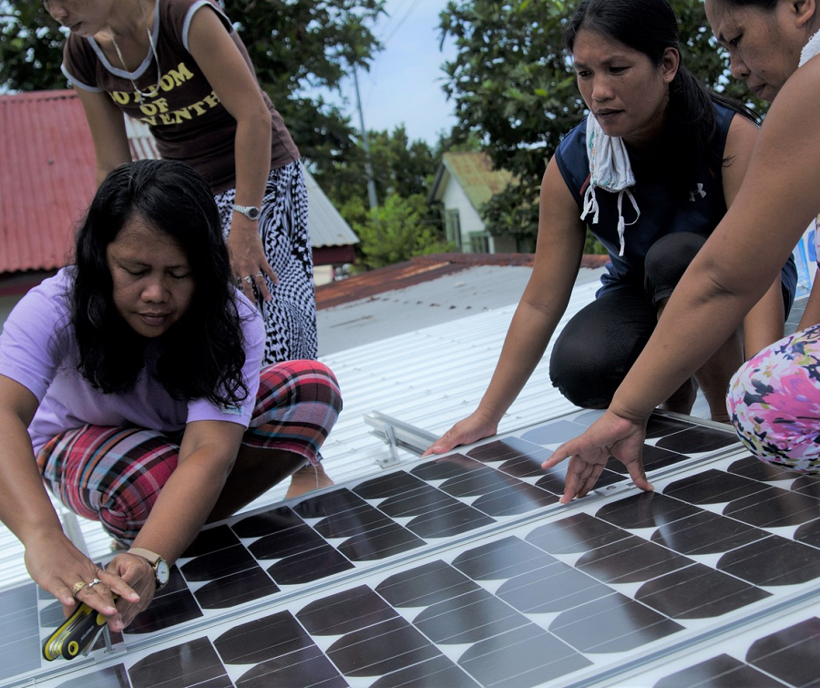 How cheap funding will speed up transition to renewable energy