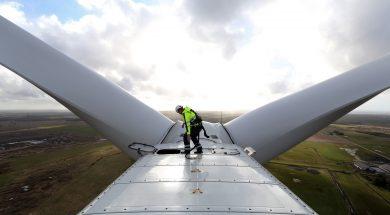 Testing The World's Biggest Wind Turbine