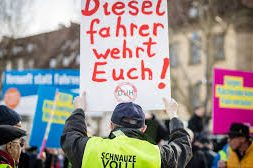WHILE THE WORLD GOES ELECTRIC, SOME GERMANS DESPERATELY FIGHT FOR THEIR DIESEL