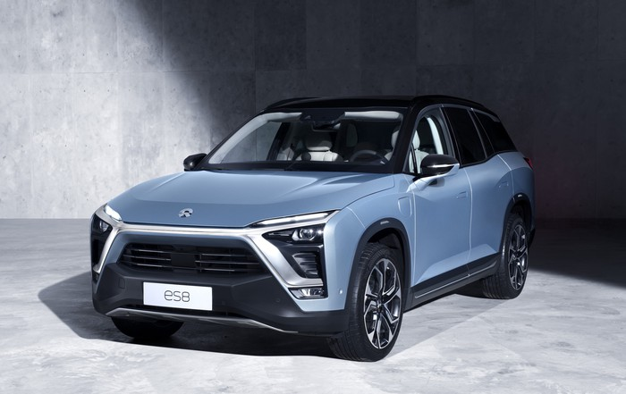Why Shares of Chinese Electric-Car Maker NIO Are Soaring Again Today