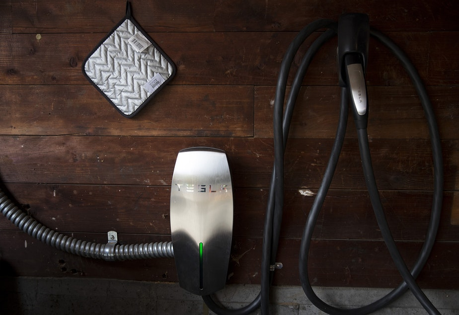 Electric car charging stations and other things Mayor Durkan says will happen