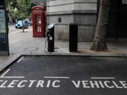 The world still doesn't have enough places to plug in electric cars