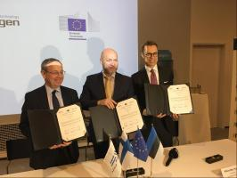 #InnovFin: EUR 12 million loan from EU to Estonian clean tech company Elcogen