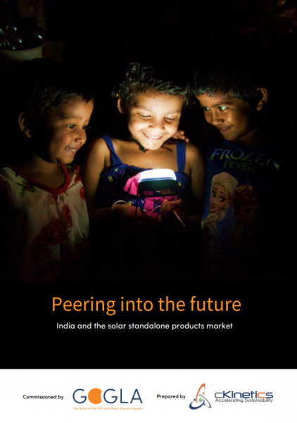 Indian solar lanterns, home systems market could grow to USD 327 million by 2023
