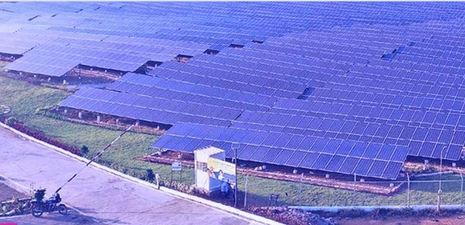 1.11 MWp solar plant installed in Lucknow medical institute