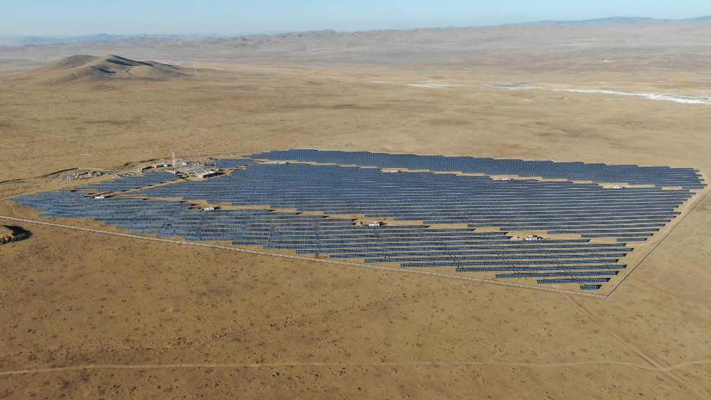 ADB Supports Private Sector Solar Power Development in Mongolia