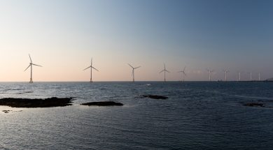 Views Of Renewable Energy Facilities On Jeju As South Korean President Seen Moving Nation to Gas And Renewables