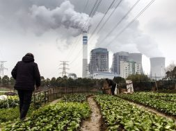 China State Fund Joins Shift From Coal Power Investments